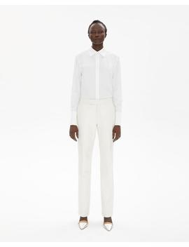 Leather Suit Pant by Helmut Lang