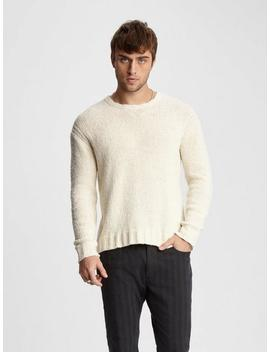 Easy Fit Crewneck Sweater by John Varvatos
