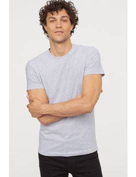 3 Pack Muscle Fit T Shirts by H&M