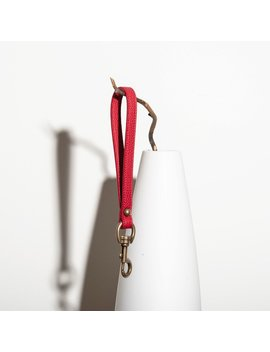 Angelou Hand Strap   Red by Angela Roi