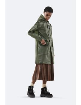 Hooded Coat by Rains