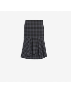 Godet Skirt by Balenciaga