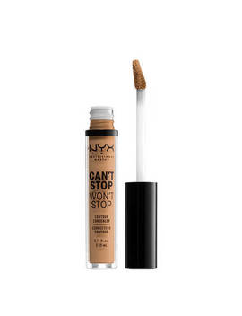 Can't Stop Won't Stop Lightweight Full Coverage Waterproof Concealer by Nyx Cosmetics