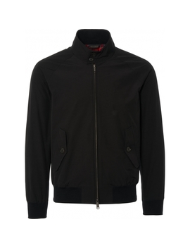 G9 Original Harrington Jacket   Black by Baracuta