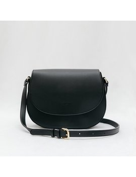 Morning Cross Body    Black [Classic] [Sample Sale] by Angela Roi