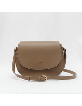Morning Cross Body    Mud Beige [Classic] [Sample Sale] by Angela Roi