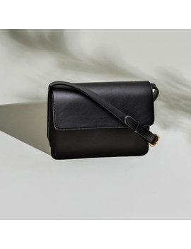Hamilton Cross Body   Black [Sample Sale] by Angela Roi