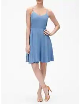 Cami Dress In Tencel™ by Gap