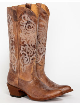 Shyanne Women's Tall Western Boots   Pointed Toe by Shyanne