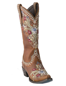 Lane Women's Chloe Western Boots   Snip Toe by Lane