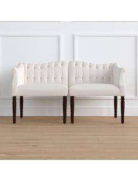 Jewel 2 Pc. Settee Set by Frontgate
