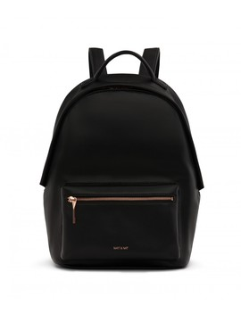 Bali Backpack   Black Rose Gold by Angela Roi