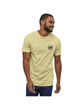 Patagonia Men's Cosmic Peaks Organic Cotton T Shirt by Patagonia