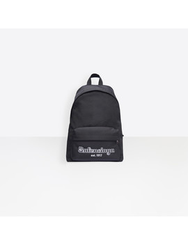 Est. 1917 Explorer Backpack by Balenciaga