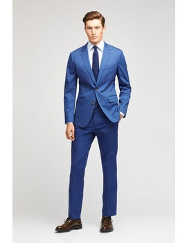 Jetsetter Stretch Italian Cotton Suit Jacket by Bonobos