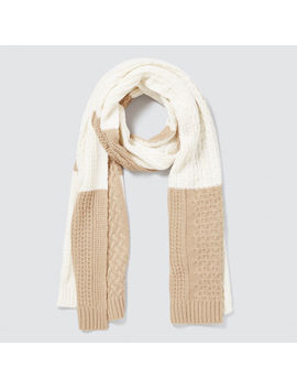 Patchwork Scarf by Seed Heritage