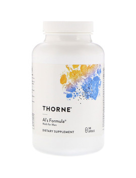 Thorne Research, Al's Formula, Multi For Men, 240 Capsules by Thorne Research