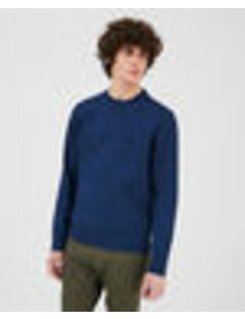 Logo Crew Neck by Woolrich