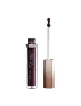 Nyx Professional Makeup Machinist Lip Lacquer 4ml by Nyx Professional Makeup