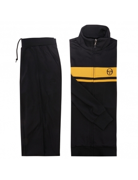 Young Line Track Suit   Black by Sergio Tacchini