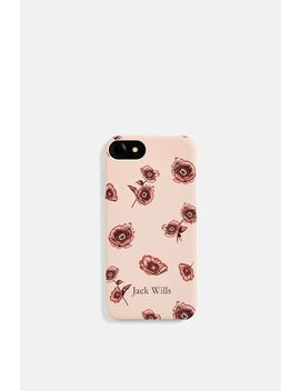 Flint Floral Iphone Case 6/6s/7/8 by Jack Wills