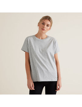 Core Slouchy Tee by Seed Heritage