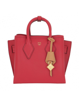 Neo Milla Tote Mini Ruby Red by Mcm