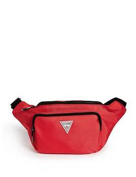Triangle Logo Fanny Pack by Guess