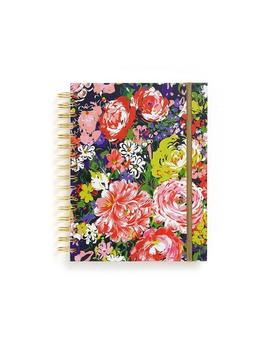 Medium 17 Month Academic Planner   Flower Shop by Ban.Do