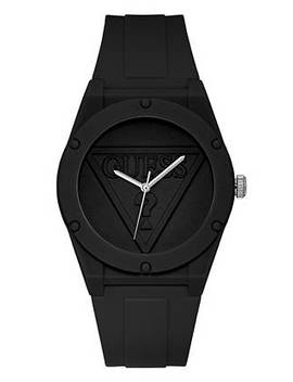 Iconic Black Sport Watch by Guess