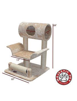 "Majestic Pet 29"" Casita Cat Tree by Majestic Pet"