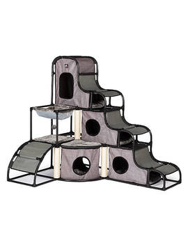 Prevue Pet Catville Cat Tower by Prevue Pet Products
