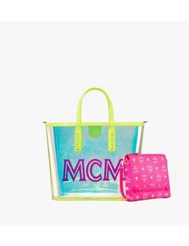 Flo Shopper In Hologram by Mcm
