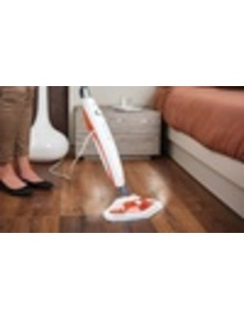 Polti Vaporetto Steam Mop With Vaporforce Brush With Free Delivery by Groupon