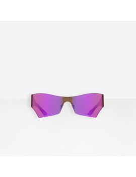 Mono Cat Sunglasses by Balenciaga