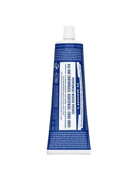 Dr. Bronner's Magic Soap Peppermint All One Toothpaste by Well