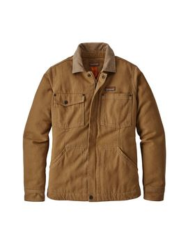 Patagonia Women's Iron Forge Hemp™ Canvas Barn Coat by Patagonia