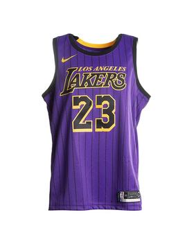 Nike Nba Swingman Jersey James La Lakers Ce 18 by Nike