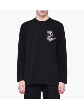 Cctv Long Sleeve Tee by Official Gallery