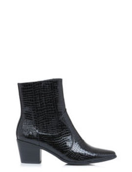 Lts Sari Elasticated Western Boot by Long Tall Sally