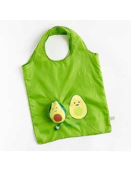 Avocuddle Foldable Tote by Paper Source
