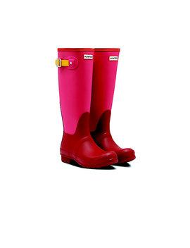 Hunter Women's Original Tall Colorblock Boot by Hunter