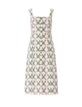 Tarshie Midi Dress by The East Order