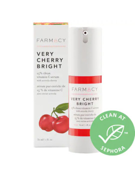very-cherry-bright-15%-clean-vitamin-c-serum-with-acerola-cherry by farmacy