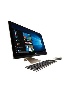 "Asus Zen Aio Pro Z240 Iegt 16 All In One Desktop 23.8"" Widescreen Ips, 4k Uhd Touch Panel, Intel Core I7 7700 T, 12 Gb Ddr4, 1 Tb + 128 Gb Ssd, Wireless Keyboard And Mouse, Win10 Home Computer Pc by Asus"