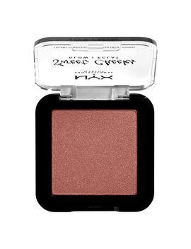 Sweet Cheeks Creamy Powder Blush Glow by Nyx Cosmetics