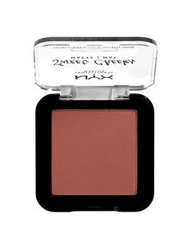 Sweet Cheeks Creamy Powder Blush Matte by Nyx Cosmetics