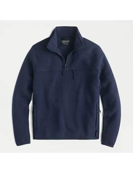 nordic-half-zip-pullover-in-polartec-sweater-fleece by nordic-half-zip-pullover-in-polartec