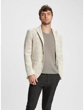Camo Jacquard Jacket by John Varvatos