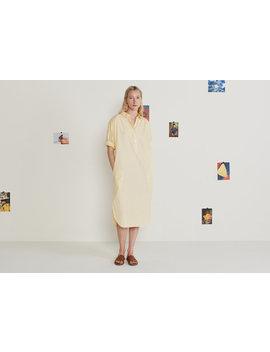 Dress. Type A, Version 2. Yellow/White. by Entireworld